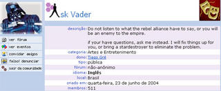 Ask Vader