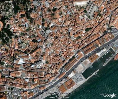imtt lisboa mapa De Lisboa: Alfama imtt lisboa mapa