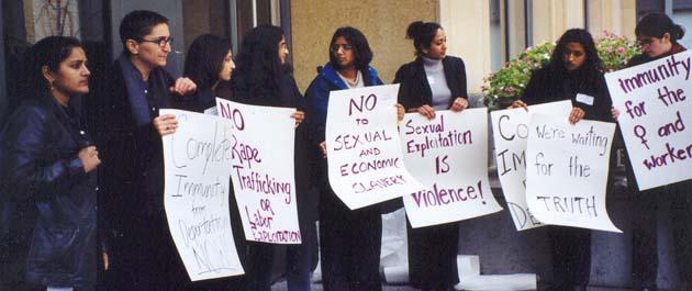 anti sex trafficking groups in Salisbury
