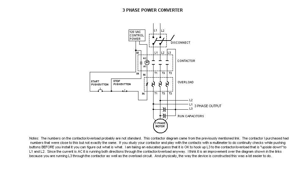 building a phase converter economical home lighting. Black Bedroom Furniture Sets. Home Design Ideas