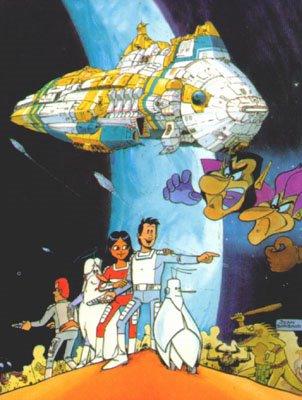 80s A Melhor Década Animação Era Uma Vez O Espaço