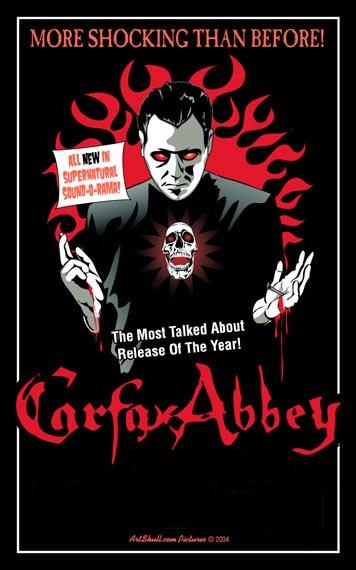 Taliesin Meets The Vampires Music Carfax Abbey