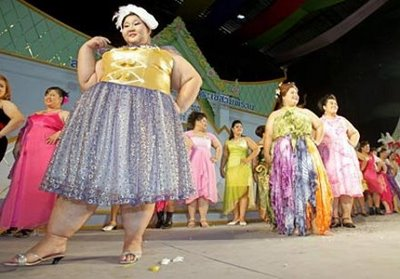 Miss Jumbo Queen of Thailand  4