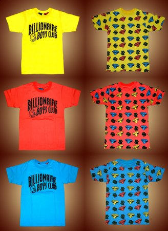 cc9d05fbf Music Style Scene  New Billionaire Boys Club Reversible shirt