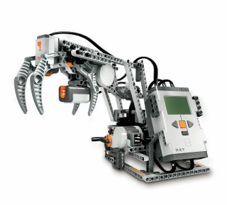 LEGO Mindstorms NXT User Panel | The NXT STEP is EV3 - LEGO