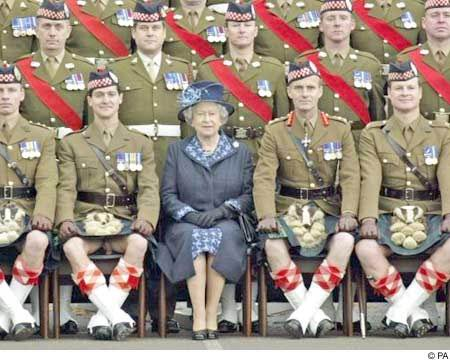 A LOW PROFILE: Spying Under Kilts II  A LOW PROFILE: ...