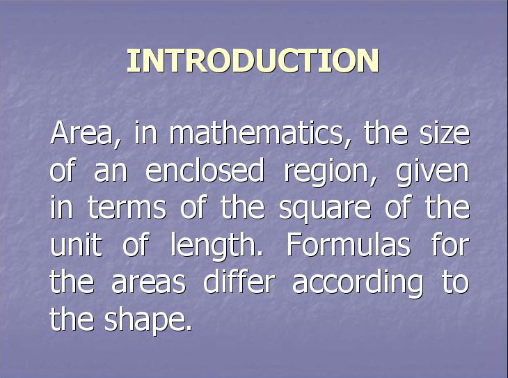 importance of mathematics in daily life ppt