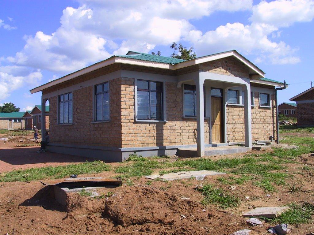 Small House Plan In Tanzania Modern House