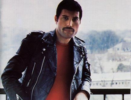 Fotos de Freddie Mercury (1980-1991) | El Blog de Queen
