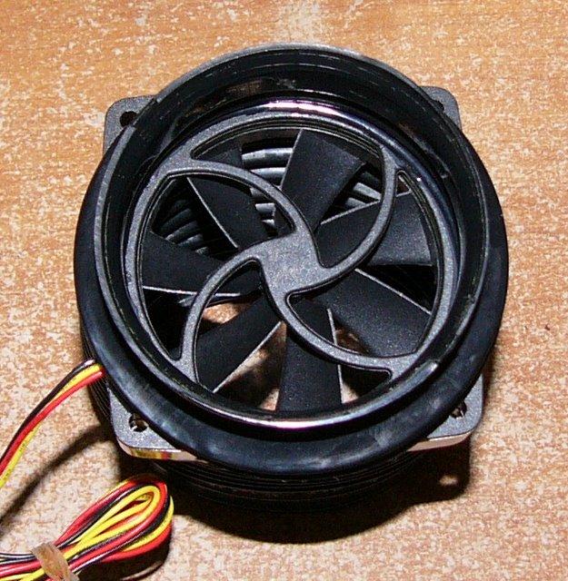 自製電子增壓器-Homemade Electric Supercharger - 小圓的燕子(們)