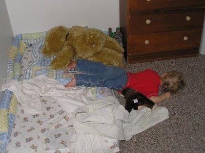 Sleepin Like a Log