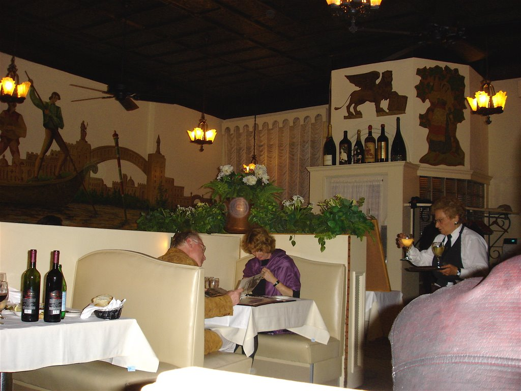 The Venetian Restaurant In Torrington Ct
