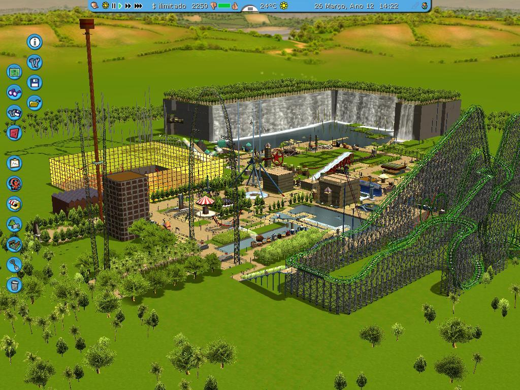 roller coaster tycoon 3 completo link direto