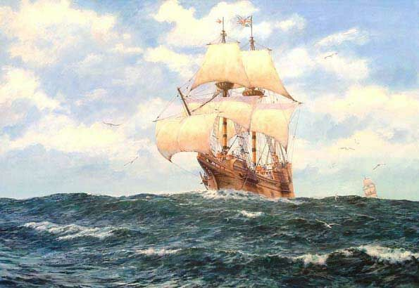 Wilmette Are You A Mayflower Descendant