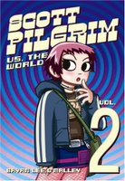 Scott Pilgrim, vol. 2 cover