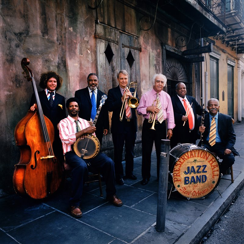 Preservation Hall Jazz Band brings N'Orleans to Boston