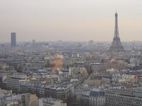 I think it's Paris, but I'm not sure... 2