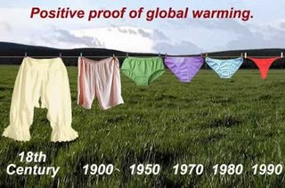 The evolution of global warming 1