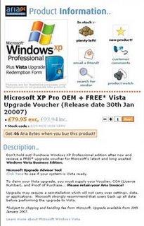 Windows Vista delayed another 18,000 years 1