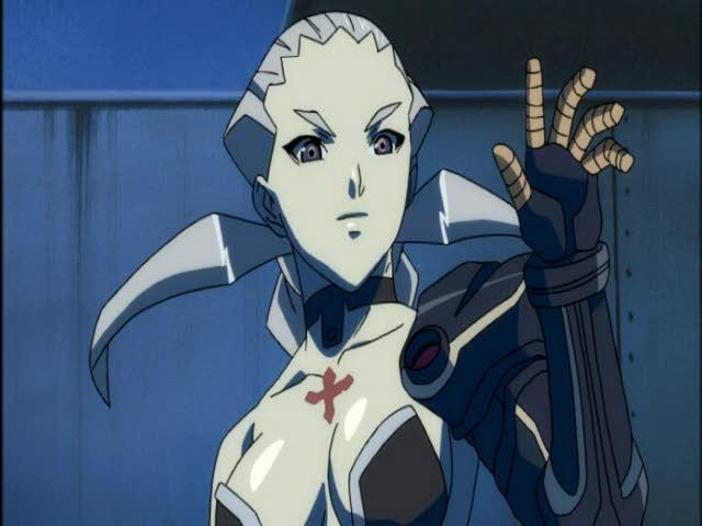 Top ten female anime characters