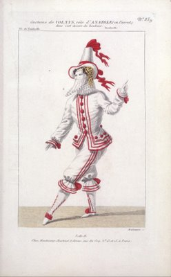 clown at Gallica