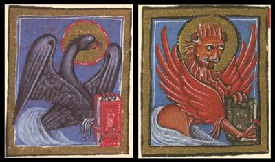 slavonic missal animal images