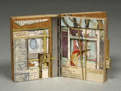 Susan Collard bookbinding