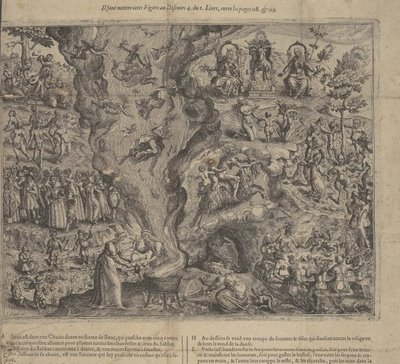 virtually whole page with witches image
