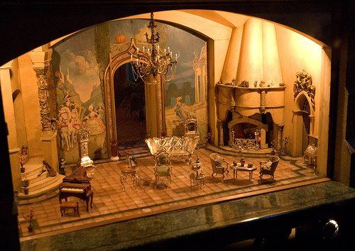 Colleen Moore's Fairy Castle | The Dollhouse Blog