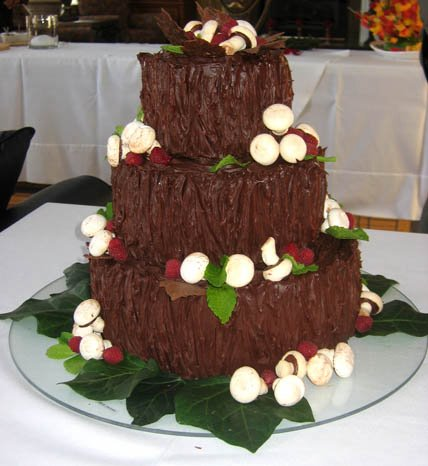 What S Cooking In Carolina Fall Wedding Menu Chocolate Wedding Cake