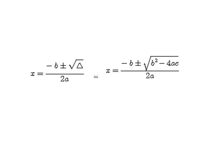 cd37d6d9534 Ensino de Matemática   EQUAÇÃO DO 2° GRAU