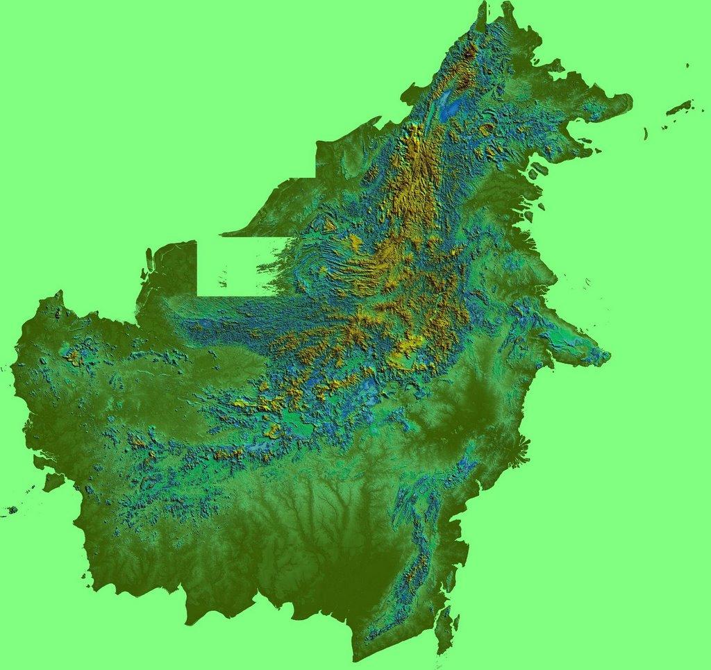 Borneo Island: Central Borneo Island: Condition Bio