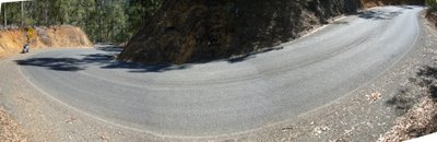 Good motorcycle roads Brisbane - Mt Glorious (Mt Nebo)