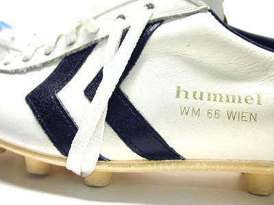 232e3f08d56 First Pullover: vintage hummel football boots