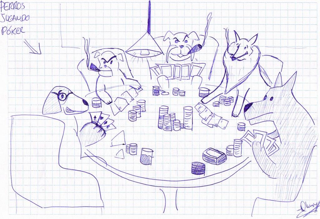 The One Blog El Retorno De Perros Jugando Poker