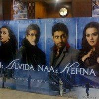 Bollywood-elokuvamainos