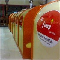 Internet-kahvilani Mumbaissa