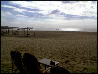 Candolim Beach, Goa, Intia