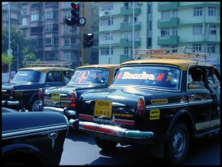 Taksi Mumbaissa