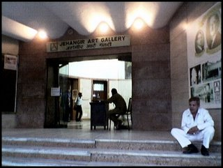 Jehangir Art Gallery, Mumbai, Intia