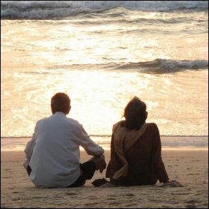 29/10/06 - Rakkautta Goan rannalla