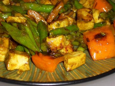 Recipe For Leftover Grilled Chicken Stir Fry With Curry Kalyn S Kitchen