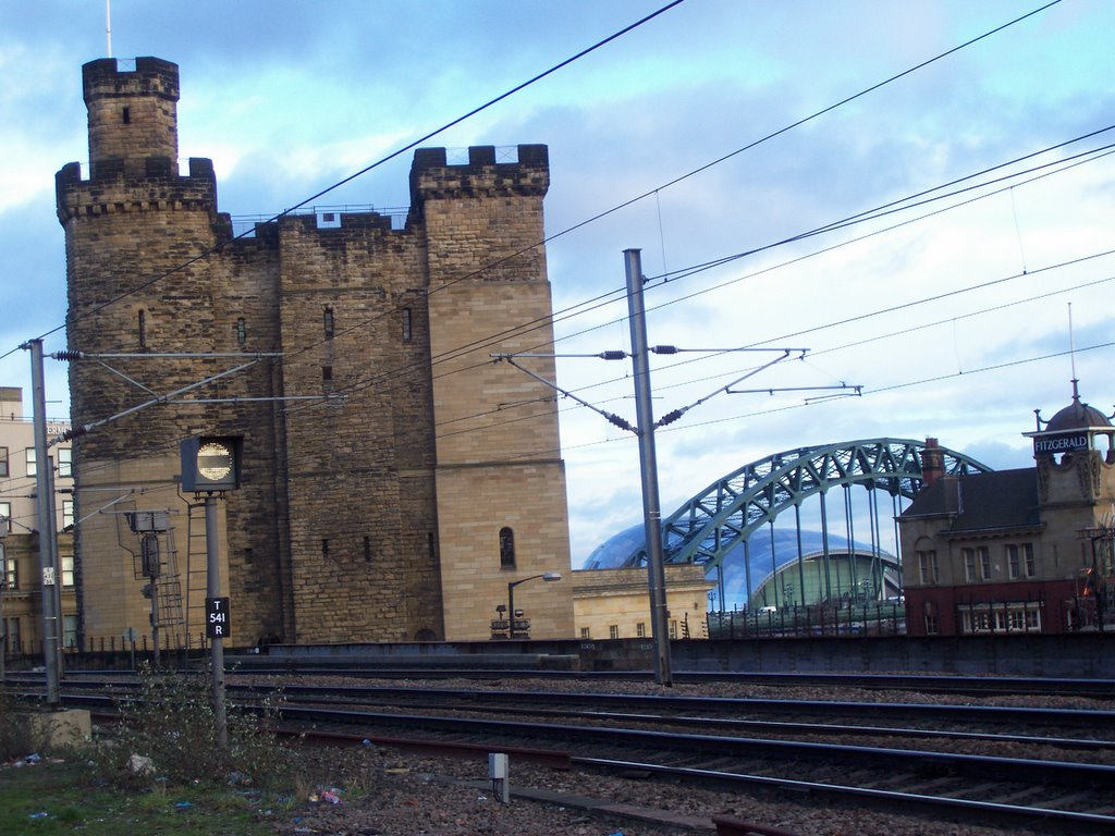 Photographs Of Newcastle Central Station
