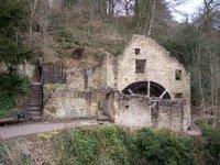 Jesmond Dene Mill