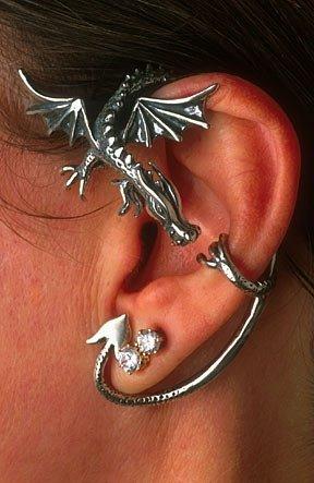Technorati Tag S Fun Ear Ring Earring Original Accesories Fashion