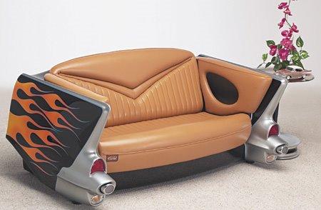 classic car seat sofa. Black Bedroom Furniture Sets. Home Design Ideas
