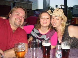 Sven, Angele and Deanna