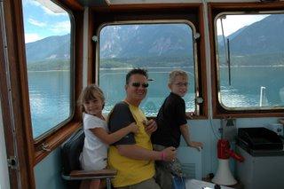 Nicole, Dewey & Will