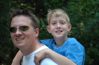 Will & Daddy
