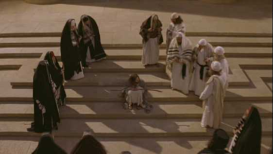 Bible Films Blog: <em>The Gospel of John</em> (2003) - A Few